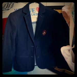 AnF fitted blazer